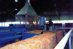 anderson hay dust collection system