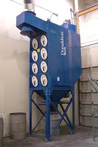 Torit Industrial Cartridge Dust Collectors